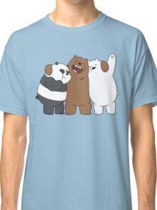 Bear Bros For Life Classic T-Shirt