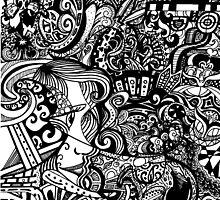 Alice by EKRdoodles