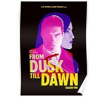 From Dusk Till Dawn II - Richie & Santanico Poster
