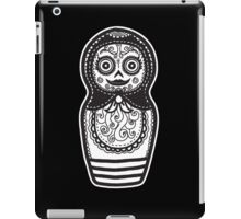 Day of the Dead Russian Doll iPad Case/Skin