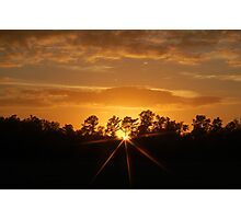 May the Sun Never Set on 9-11 Photographic Print