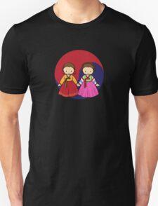 Little Korean girls T-Shirt