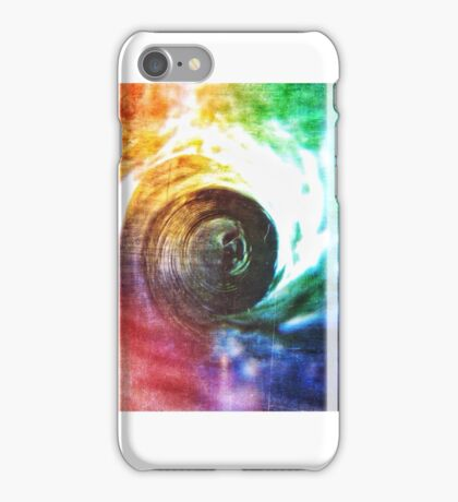 Entropy Driven Watering Hole iPhone Case/Skin