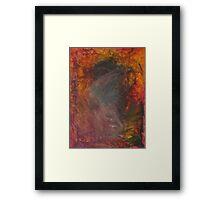 Subconscious work Framed Print