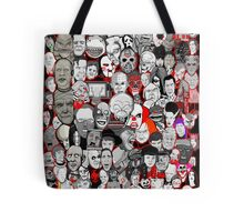 Titans of Horror Tote Bag
