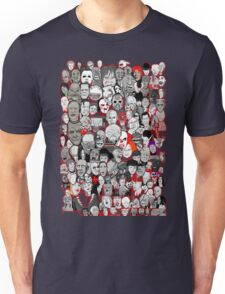 Titans of Horror Unisex T-Shirt