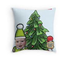 Merry Christmas 2010 Throw Pillow