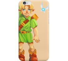 Boy and Fairy iPhone Case/Skin