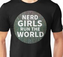 Nerd Girls Unisex T-Shirt