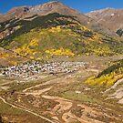 Autumn in Silverton, Colorado by Ann Reece