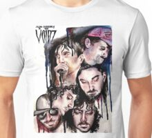 Julian Casablancas and The Voidz - Watercolor  Unisex T-Shirt