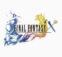 Final Fantasy X Kids Clothes