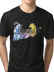 Final Fantasy X Tri-blend T-Shirt