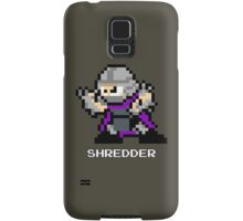 8-Bit TMNT Shredder Samsung Galaxy Case/Skin