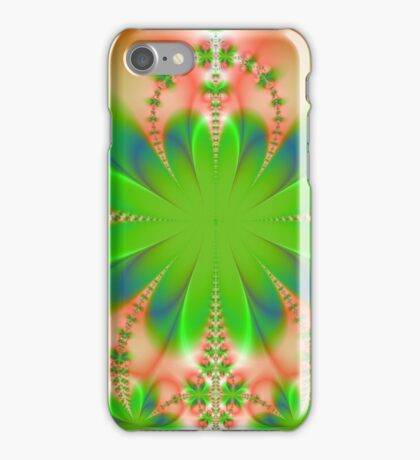 PEACH BUTTERFLY iPhone Case/Skin