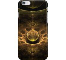 Crystalline Wormholes iPhone Case/Skin