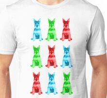 Miniature Schnauzer Pop Art Unisex T-Shirt