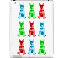 Miniature Schnauzer Pop Art iPad Case/Skin