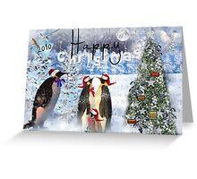 Happy Christmas 2010 Greeting Card