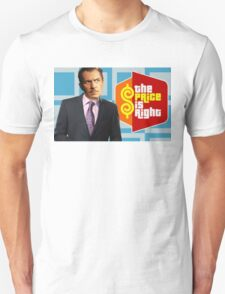 The (Vincent) Price is Right Unisex T-Shirt