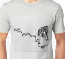 Julian Casablancas - Illustration (Electricityscape) Unisex T-Shirt