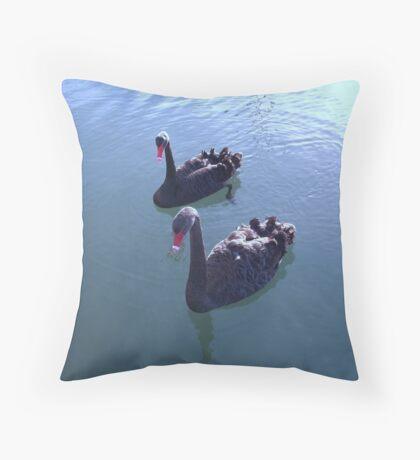 durkeys cousins Throw Pillow
