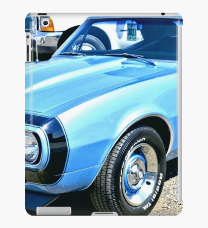 Chevy Camero Muscle Car iPad Case/Skin