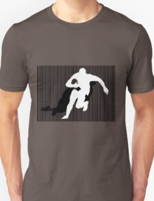 Rugby Tackle Unisex T-Shirt