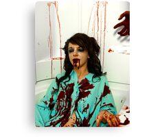 Bloodbath Torture III Canvas Print