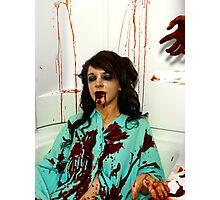 Bloodbath Torture III Photographic Print