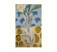The Vase Art Print