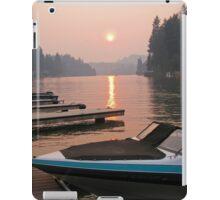 sunsmoke iPad Case/Skin