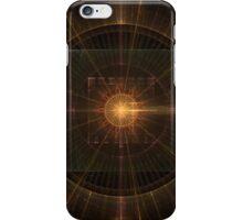 Stellar Clock iPhone Case/Skin