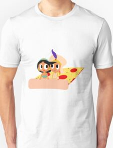 A whole new PIZZA Unisex T-Shirt