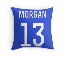 Alex Morgan #13 Throw Pillow