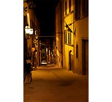 cityscapes #168, night light   Photographic Print