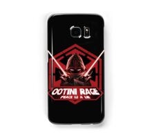 Ootini Rage - Peace is a lie Samsung Galaxy Case/Skin