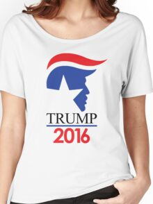 TRUMP | 2016 Women's Relaxed Fit T-Shirt