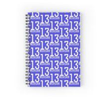 Alex Morgan #13 Spiral Notebook