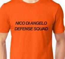 Nico Di Angelo Defense Squad Unisex T-Shirt