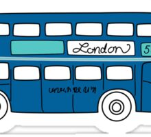 London Buses Sticker
