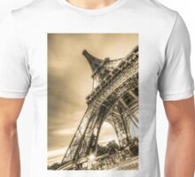 Eiffel Tower 8 Unisex T-Shirt