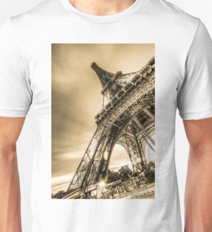 Eiffel Tower 8 Unisex T-Shirt