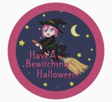 A Bewitching Halloween Kids Clothes