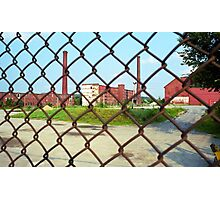 Lowell, Massachusetts - Factory Photographic Print