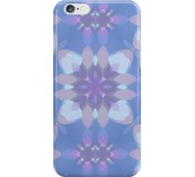 Pastel Pink and Blue iPhone Case/Skin