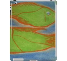 Pisces The Fish iPad Case/Skin