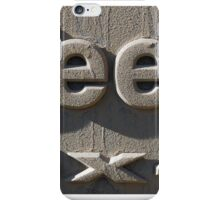 jeep covered in mud, the way it should be iPhone Case/Skin