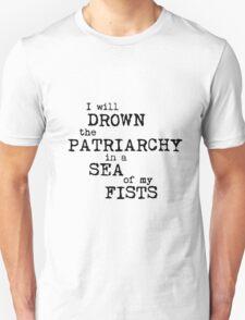 Sea of Fists Unisex T-Shirt