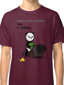 Panda Problems Resolved Classic T-Shirt